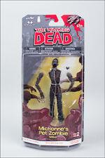 Michonne Pet Mike The Walking Dead Zombie Walker Comic Series 2 Figur McFarlane
