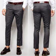 Pantaloni da uomo Selected grigio