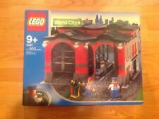 LEGO 10027 World City Train Shed NIB