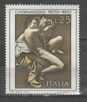 S37694 Italy MNH 1973 Caravaggio 1v