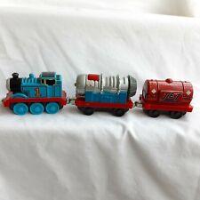 Thomas & Friends Thomas, Jet Engine, and Jet Fuel car.