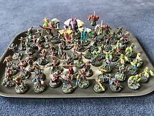 Warmachine Retribution Of Scyrah - Extremely Colourful Painted Large Force