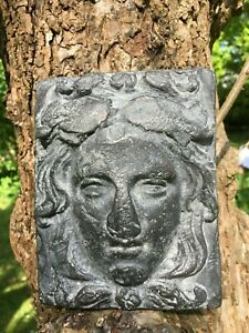 Lead Plaque/Tablet Greek Goddess replica