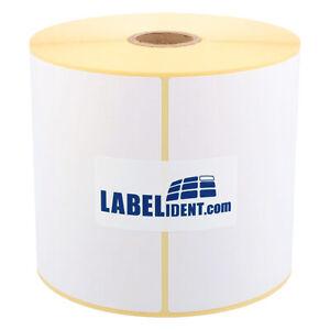 """500 Thermo Versand Etiketten, 100x150 mm, Versandlabel DHL, 1"""" Rolle"""