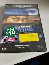 Infernal Affairs DVD new c2b