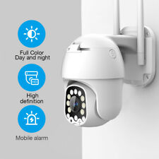 1080P Wireless Outdoor Wifi Cameras Pan Tilt Network Security system 2 Way audio