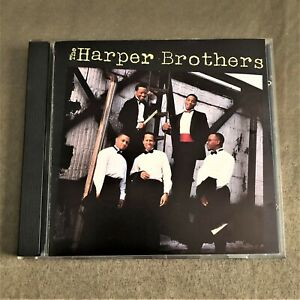 The Harper Brothers – The Harper Brothers (1988) Very Good + CD