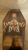 Living Dead Doll Lammas,never removed.Outer plastic covered intact. Series26.