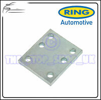 "Ring Towing Trailer Caravan 4"" Zinc Plated Steel Drop Plate. RCT744"