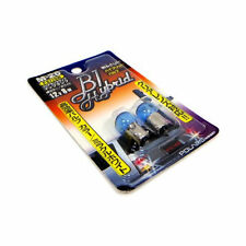 Polarg M26 Bl Hybrid BA9S Hyper White Light Bulbs Lightbulbs Pair M-26 JDM