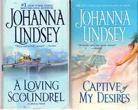 Complete Set Series - Lot of 12 Malory Anderson Family books by Johanna Lindsey