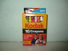Kodak crayons No. 116 - box of 16 (1990?)