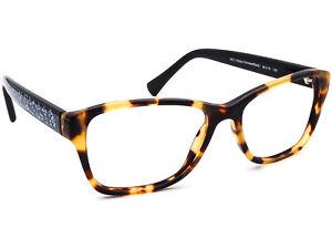 Coach Women's Eyeglasses HC 6068 5311 Tokyo Tortoise/Black Frame 54[]16 135