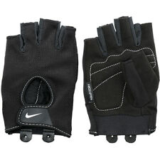 Nike Women's Fundamental Half Finger Fitness Training Gloves Weight Lifting GYM