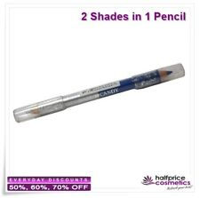 Hard Candy, Eyeliner Pencil Duo, #099 Java ( Silver / Blue)