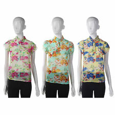 Unbranded Chiffon Plus Size Tops & Shirts for Women