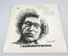 Bob Dylan Zimmerman Looking Back 1 Vinyl LP Record
