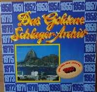 Various Das Goldene SchlagerArchiv Die Hi LP Comp Vinyl Schallplatte 131948