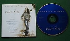 Carole King Natural Woman Very Best inc Will You Love Me Tomorrow + CD