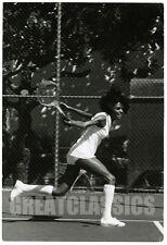 DIANA ROSS 1960s TENNIS CANDID VINTAGE ORIGINAL DBLWT PHOTOGRAPH PETER BASCH
