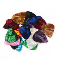 0.46mm 100X Acoustic Bulk Celluloid Electric Smooth Guitar Pick Picks Plectrum
