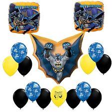 Batman Happy Birthday Party Balloon Decoration Kit