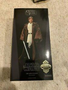 """Sideshow 12"""" Obi - Wan EP 2 Jedi - Exclusive"""