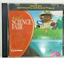 Starshine Kids Science Fair Projects Educational Home School Cd Rom Pc Software