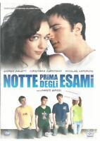 NOTTE PRIMA DEGLI ESAMI DVD