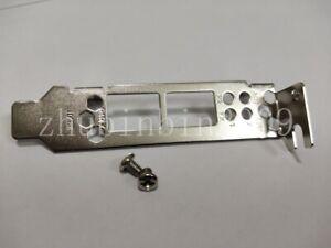 Low Profile Bracket For HP NC523SFP QLE3242 HP 593717-B21