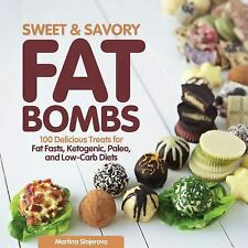 SWEET AND SAVORY FAT BOMBS (9781592337286) NEW PAPERBACK BOOK
