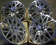 "19"" SP RT-1 ALLOY WHEELS FITS 5X100 AUDI VW CRYSLER SEAT SKODA TOYOTA VOLKSWAGEN"