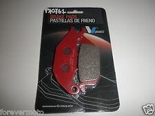 PASTIGLIE FRENO POSTERIORE PER AJS REGAL RAPTOR CR3 125 2011 2012 2013