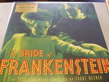 OST - The Bride Of Frankenstein - LP Vinyl // Neu // Limited, Numbered