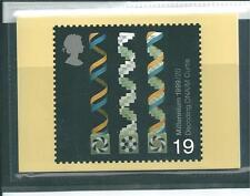 GB-schede PHQ -1999 - AUG-gli scienziati storia-SET COMPLETO MINT
