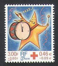 France 1999 Red Cross/Medical/Animation/Star 1v n32159