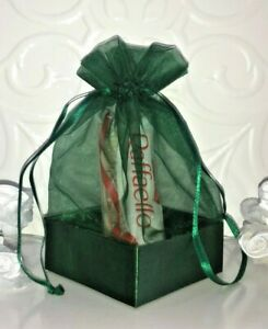 50/100/200  ORGANZA GIFT BOX / BAGS .WEDDINGS/GIFT/CHRISTMAS KRINGLE.