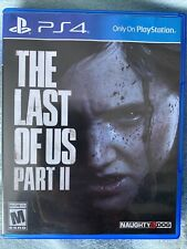 New listing The Last of Us Part II Special Edition (Playstation 4, 2020)