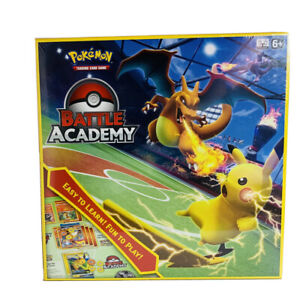 Official Pokémon Trading Card Game, Battle Academy Board Game