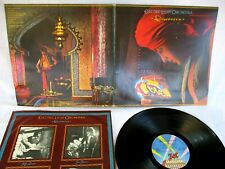 ELECTRIC LIGHT ORCHESTRA, (ELO) DISCOVERY,1979, LYRIC INNER SL, EXCELLENT CONDIT