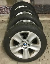 Original BMW 5er, 6er LM Winterräder Styling 327 +RDK*225/55 R17 RSC 7mm*6790172