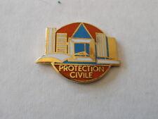 PIN S  POMPIER PROTECTION CIVILE