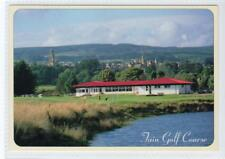 Tain Golf Course: Ross-shire postcard (C31256)