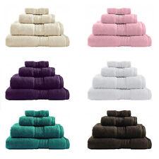 Catherine Lansfield Zero Twist 550Gsm 100% Cotton Face Bath Sheet Hand Towel
