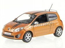 Renault Twingo GT 2007 orange diecast model car 517431 Norev 1/43
