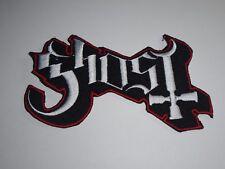 GHOST OPUS EPONYMOUS IRON ON EMBROIDERED PATCH