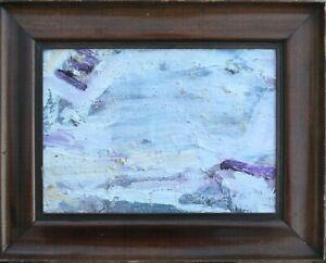 Ursula Spottiswoode- 1952-2015 - Winter at Blickling - Norfolk - beautiful work