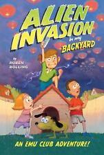 Alien Invasion in My Backyard by Ruben Bolling (2015, Hardcover)