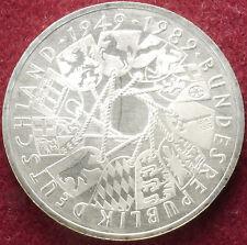 Allemagne 10 Deutsche Marks 1989 G (D1807)