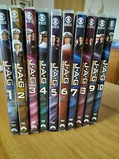 JAG-Im Auftrag der Ehre, die komplette Serie (Staffel 1 - 10), Zustand: sehr gut